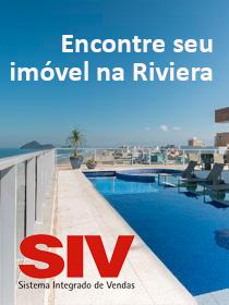 Casa ou apartamento na Riviera você aqui